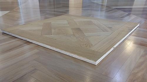 Panel Parquetry flooring